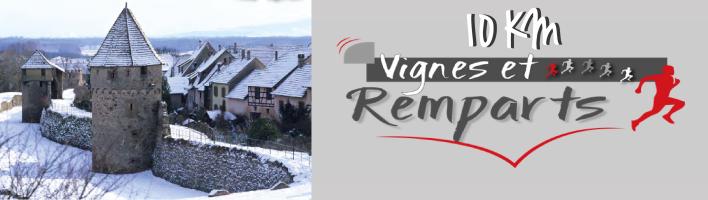 ASRA- gegnez votre dossard pour les 10km vignes et remparts 2015 de Ribeauvillé le 6 decembre avec TOP MUSIC