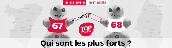 jeu Top Muisc le mannele / le manala